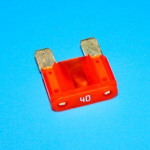 Плавкий предохранитель для автомобиля, 40A, Orange, Euro MAXI