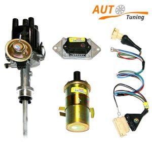 Бесконтактная система зажигания на ВАЗ 2101-02, комплект БСЗ 01
