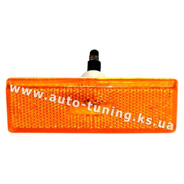 Боковой габаритный фонарь, дублер поворота «Kanadka», WR-2020, Orange