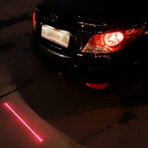 Автомобильный противотуманный лазерный СТОП-сигнал, Red Stop Line