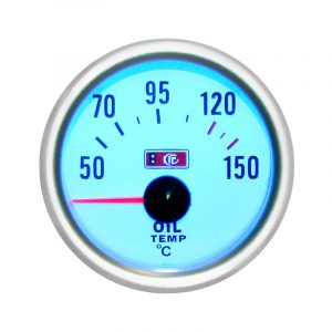Дополнительный прибор, указатель температуры масла Ø 52 мм, LED 7703