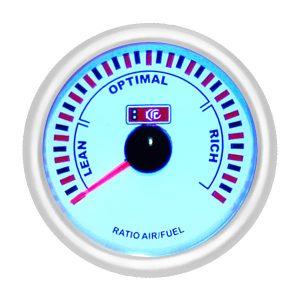 Экономайзер – дополнительный прибор в автомобиль Ø 55 мм, LED 7709