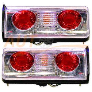 Тюнингованные СТОП-сигналы на ВАЗ 2103-06, «Нива», Tuning, 2 шт, CNС-1225