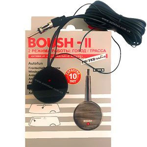 BOSCH – Активная антенна для приема радио в FM/UNF диапазонах II