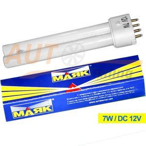 МАЯК - Автомобильная люминесцентная лампа на ГАЗ «Волга», DC 12V, 7W