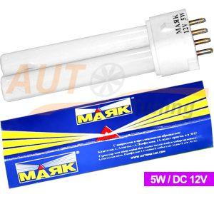 МАЯК - Автомобильная люминесцентная лампа на ВАЗ 2110, DC 12V, 5W