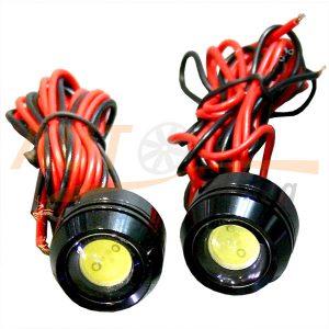 Светодиодные габаритные фонарики, LED DC 12-24V, 2 шт, WT-901