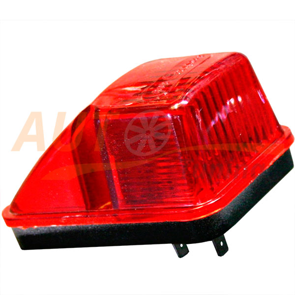 Красный габаритный фонарь, LED DC 12-24V, Red, 1 шт, RT-903