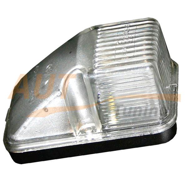 Белый габаритный фонарь, LED DC 12-24V, White, 1 шт, WT-905