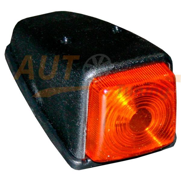 Оранжевый габаритный фонарь, LED DC 12-24V, Orange, 1 шт, OT-907