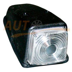 Белый габаритный фонарь, LED DC 12-24V, White, 1 шт, WT-909