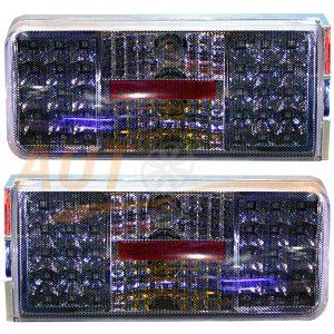 BRAVO - Тюнингованный СТОП-сигнал на ВАЗ-2106, Tuning, 2 шт, CNC-1210