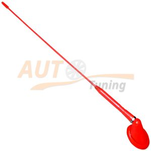 VITOL - Декоративная автомобильная антенна, Red, AN2915