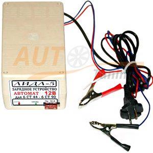 АИДА ЗАРЯД – Зарядное устройство для АКБ от 32 до 90 (А/ч), АИДА-5