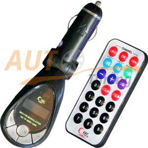 Radio Plus - FM-модулятор с пультом управления, трансмиттер, MP3-FM, S-23