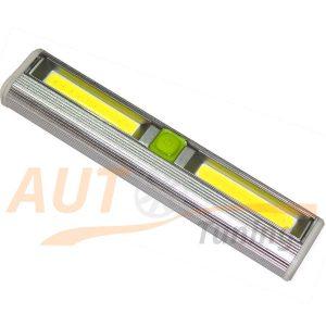 Автомобильный фонарь для кемпинга, 200 люмен, 3xAAA, 2COB, SX-L01