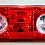 BRAVO - Тюнингованные СТОП-сигналы на ВАЗ-2106, Tuning, 2 шт, CNC-1208