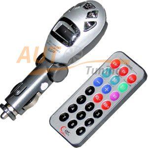 Radio Plus - FM-модулятор с пультом управления, трансмиттер, MP3-FM, S-24