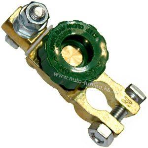 Минусовая клемма АКБ с выключателем «массы», DC12-24V, SBT 010