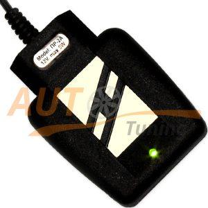 Автомобильный инсектицидный электро-фумигатор, 12V, 5W, Black, POPRUS ПР-2А
