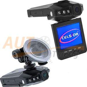 CELSIOR - Видеорегистратор автомобильный, DVR CS-402