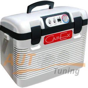 Холодильник для отдыха и туризма, 12-24-220 (В), 19 литров, CarEx R1-19-4DA