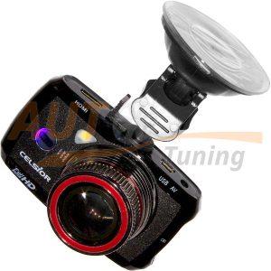 CELSIOR – Видеорегистратор автомобильный, DVR CS-219, Wi-Fi (Black)