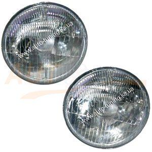 Комплект оптики WESEM на ВАЗ 2103-2106 (FIAT 125 P), ближний свет, H4, 2шт, RE.02707