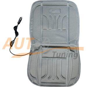 Elegant - Накидка с электроподогревом на переднее сиденье, Grey, H230114 GY