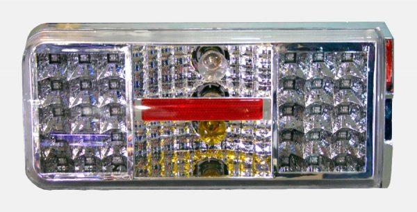 Тюнингованные СТОП-сигналы на ВАЗ-2106, Tuning Chrome, CNC-1209