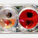Тюнингованные СТОП-сигналы на ВАЗ-2108-09-099, Tuning, 2 шт, CNC-1212