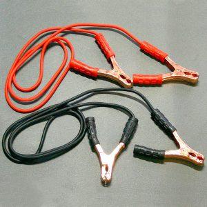 Автомобильный пусковой кабель с зажимами АКБ, 150А, 12V, LA-2M