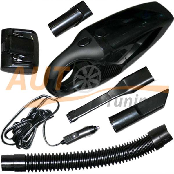Пылесос HEYNER для уборки пыли и мелкого мусора в автомобиле, 238000
