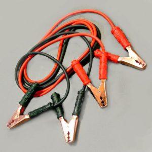 Автомобильный пусковой кабель с зажимами, 300А, 12V, LA-2.5M