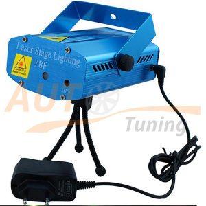 MLS - Лазерная установка, музыкальный проектор Mini Laser Stage Lighting