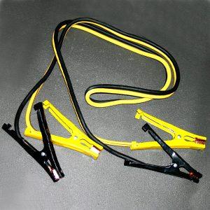 Автомобильный пусковой кабель с зажимами, 500А, 12V, 2.2M