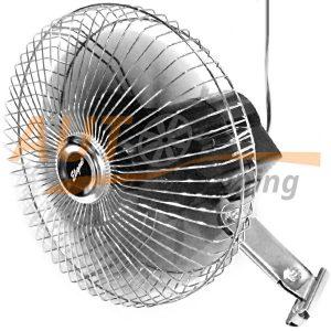 """Вентилятор для грузовых авто, DC 24V, 3 лопасти, 8"""", Elegant MAXI, 101544"""