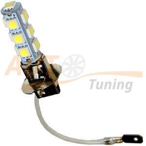 Светодиодная лампа белого света, 13 LED, DC 12V, H3, ULM-23