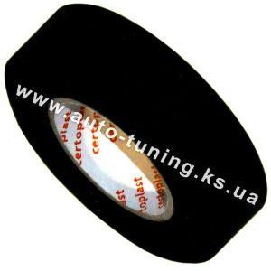 Изолента нейлоновая автомобильная, ширина - 19 мм, Black