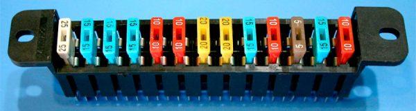 Универсальный блок плавких предохранителей, LPS - 567