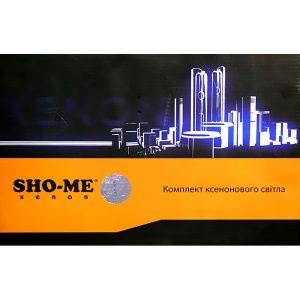 Комплект ксенонового света SHO-ME, DC 9-16V, 2×35W, 4300°K, SM-0011A