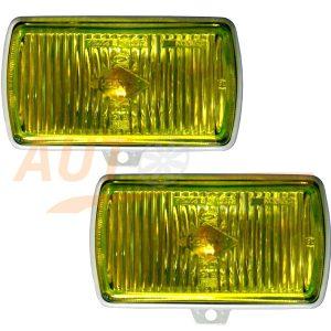 Оригинальные противотуманные фары на ГАЗ «Волга», 2шт, Yellow, E-743201