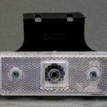 Белый боковой габаритный фонарь, LED DC 12-24V, 1 шт, WT-807