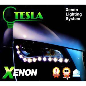 Комплект ксенонового света, би-линзы с ангельскими глазками, TS-5001D