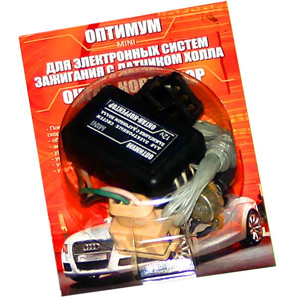 OPTIMUM - Октан-Корректор для электронных систем зажигания с датчиком холла, EM-100