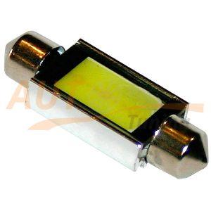 Софитная светодиодная лампа белого света, DC 12V, SV 8.5-41М