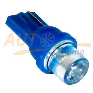 Светодиодная безцокольная лампа белого света с призмой, DC 12V, LW-0001B