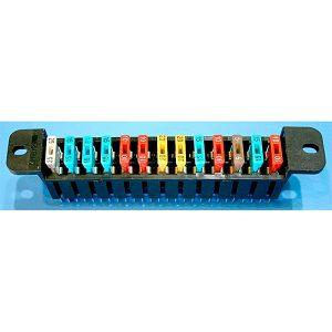 Универсальный блок плавких предохранителей, LPS – 567