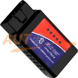 Автомобильный диагностический сканер ELM 327, Bluetooth (OBD-II)