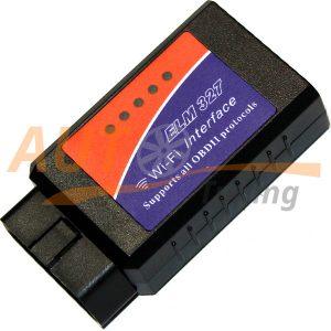 Автомобильный диагностический сканер ELM 327, Wi-Fi (OBD-II)